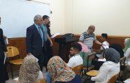 كلية العلوم في جامعة القادسية تجري الامتحان التقويمي النهائي في عدد من اقسامها