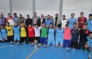 فريق كلية التربية الرياضية يحرز كأس الجامعة بكرة اليد