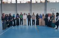 زيارة طالبات مدرسة ( اعدادية المناهل الاهلية ) لكليتنا
