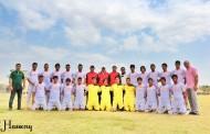 منتخب كلية التربية الرياضية يواصل أنتصاراته في بطولة كليات جامعة القادسية