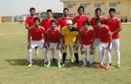 منتخب كلية التربية الرياضية جامعة القادسية بطلا لكليات الجامة بكرة القدم