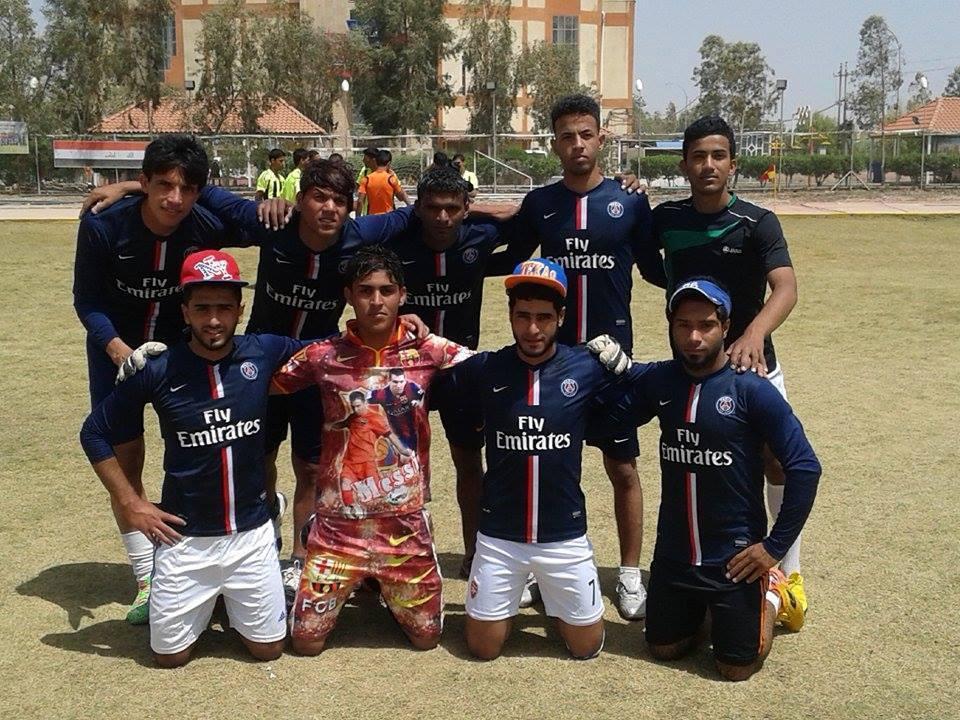 بطولة شهداء سبايكر بخماسي الكرة
