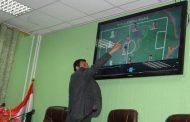 محاضرة نوعية بعنوان (( طرائق كرة القدم الحديثة )) القاها م .د فايز عبد الحسن