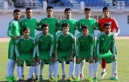 ((مباراة تجريبية )) بين منتخب جامعة القادسية ونادي عفك