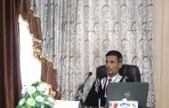 مناقشة اطروحة الدكتوراه للطالب اياد كامل سوادي