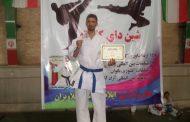 حصول الطالب عقيل سليم على الميدالية الذهبية  في ايران