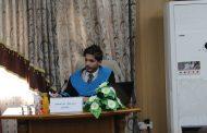 مناقشة رسالة الماجستير للطالب ارشد ظافرعبدالصاحب