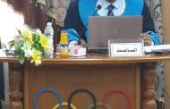 مناقشة اطروحة الدكتوراه للطالب محمد جاسم مسرهد