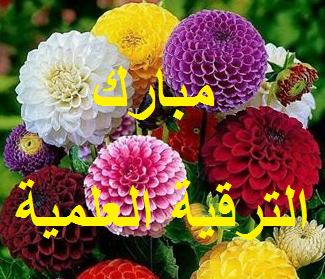 تهنئ للدكتور (اكرم حسين جبر)