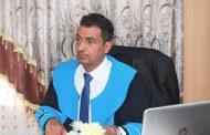مناقشة اطروحة الدكتوراة للطالب ماجد عبد الحميد