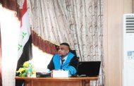 مناقشة اطروحة الدكتوراه للطالب نعمان كريم عبد الحسين