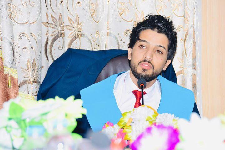 مناقشة رسالة الماجستير للطالب احمدفوزي