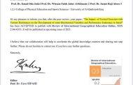 نشروا التدريسيين ا.د عماد عودة جودة وأ.م.د سمير راجي عبيس وأ.م.د وسالم فالح بحوثاً في مستوعب سكوباس بمستوى Q3