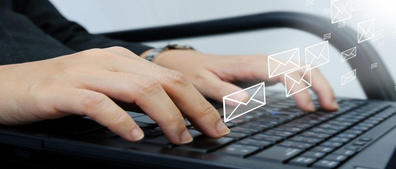 نظام البريد الالكتروني