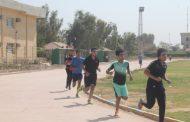 اختبارات طلبة كلية التربية البدنية وعلوم الرياضة