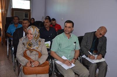 مركز تطوير التدريس والتدريب الجامعي في جامعة القادسية ينظم دورة التأهيل التربوي