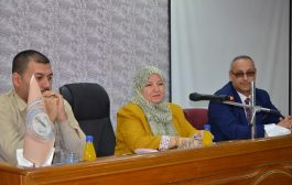 رئيس جامعة القادسية تلتقي بأساتذة كلية الاثار للارتقاء بالمستوى العلمي والبحثي فيها