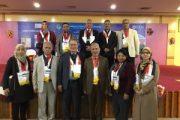 مشاركة وفد من تدريسيي كلية العلوم بجامعة القادسية في المؤتمر العلمي الدولي الثالث للعلوم الكيميائية البحتة والتطبيقية في الهند