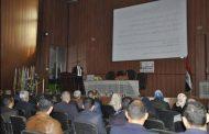 كلية الهندسة في جامعة القادسية تقيم دورة حول برنامج ضبط الجودة في الجامعات