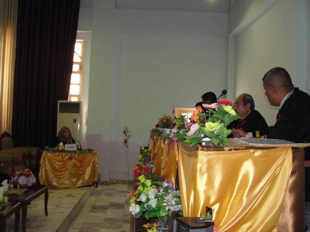 رسالة ماجستير في كلية الآداب بجامعة القادسية ناقشت التحليل المكاني للخدمات التعليمية في مدينة الشامية وامكانية تنميتها