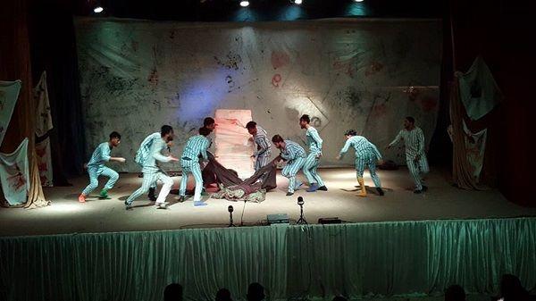كلية الفنون الجميلة في جامعة القادسية تشارك في مهرجان المسرح الجامعي الثالث الذي عقد في جامعة واسط
