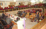 كلية الإدارة والاقتصاد بجامعة القادسية تقيم ندوة علمية حول تقييم سياسات الموارد المائية في العراق وأثرها على القطاع الزراعي