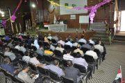 كلية الهندسة في جامعة القادسية تعقد ندوة حول التعريف بواجبات الخدمة الجامعية