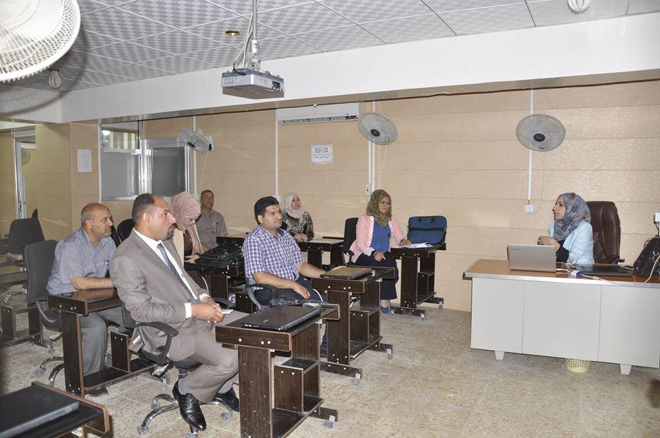 كلية الهندسة تقيم ندوة علمية عن نظم المعلومات الجغرافية وتطبيقاته الهندسية