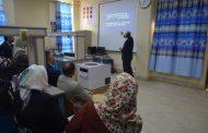 كلية الصيدلة في جامعة القادسية تقيم ورشة عمل علمية بعنوان كيف تكتب بحثا علميا
