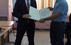 مؤسسة فلبرايت العالمية تكرم تدريسيين من جامعة القادسية