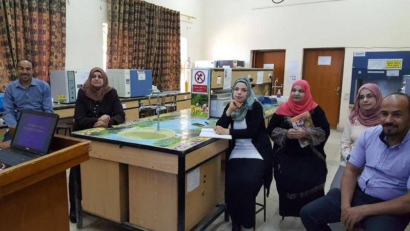 كلية الطب البيطري في جامعة القادسية تقيم حلقة نقاشية عن مرض الأكياس المائية في العراق - الواقع والطموح