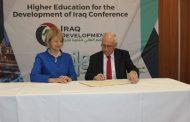 انطلاق مؤتمر التعليم العالي لتنمية العراق والعيسى يرعى توقيع اتفاقيات بين جامعات عراقية ونظيراتها البريطانية