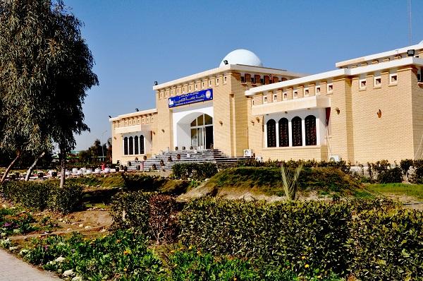اطلاق موقع جامعة القادسية بتصميم جديد
