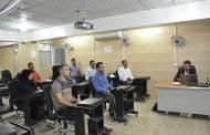 كلية الهندسة في جامعة القادسية تعقد ورشة علمية عن كيفية استخدام برنامج SOLID WORKS بالرسم الهندسي والميكانيكي