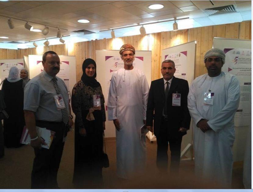 تدريسي في كلية التربية بجامعة القادسية يشارك في المؤتمر الدولي الخامس المنعقد في سلطنة عمان
