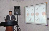 كلية الطب في جامعة القادسية تقيم ندوة علمية حول (كسل العين)
