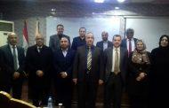 كلية الأثار في جامعة القادسية تستضيف لجنة الخبراء الخاصة بعمداء الأثار