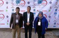 كلية الهندسة في جامعة القادسية تحضر المؤتمر الاول للطب بعيون هندسية في جامعة بغداد
