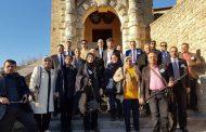 تدريسيين من كلية الآثار يشاركون في دورة تدريبية ضمن مشروع Waladu
