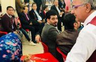 كلية الفنون الجميلة في جامعة القادسية تشارك  وتتألق في مهرجان المسرح الاكاديمي الوطني الاول في رحاب جامعة بابل