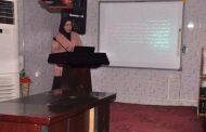 ( الرضاعة الطبيعية في اوقات الازمات والحروب) عنوان الحلقة النقاشية التي اقامتها كلية التمريض في جامعة القادسية