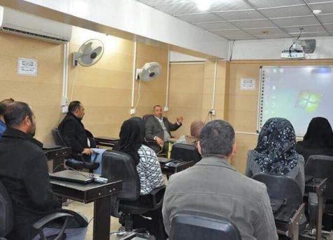 كلية الهندسة في جامعة القادسية تعقد ندوة حول ترشيد استهلاك الطاقة الكهربائية