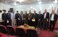 كلية التمريض في جامعة القادسية تنظم ندوة بمناسبة اليوم العالمي للدفاع المدني