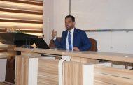 كلية التربية للبنات في جامعة القادسية تقيم ورشة عمل بعنوان :- (( آلية العمل في نظام برنامج الغيابات المركزي ))