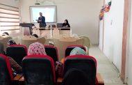 كلية التربية للبنات في جامعة القادسية تقيم ورشة عمل عن سجل الدرجات الالكتروني