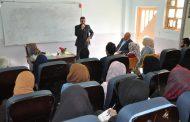 كلية الآداب بجامعة القادسية تقيم ورشة عمل حول النظرية والتنظير في العلوم الاجتماعية