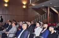كلية الهندسة في جامعة القادسية تنظم ندوة حوارية حول برنامج الابتعاث لدراسة الماجستير ( فولبرايت )