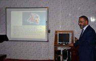 كلية الطب في جامعة القادسية تقيم ندوة علمية حول (الجراحة الناظورية من الناحية التشريحية)