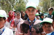 كلية التربية البدنية وعلوم الرياضة في جامعة القادسيةتستقبل مجموعة من براعم بلادنا العزيزة (( أطفال مؤسسة الزهراء ))