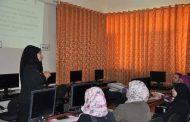 كلية التمريض في جامعة القادسية تنظم حلقة نقاشية حول الاستلال الالكتروني